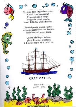Molto Quaderni di italiano classe seconda - MaestraSabry EX68