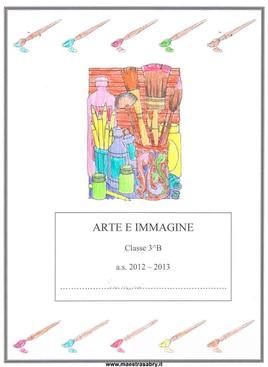 Quaderni Di Arte E Immagine Maestrasabry