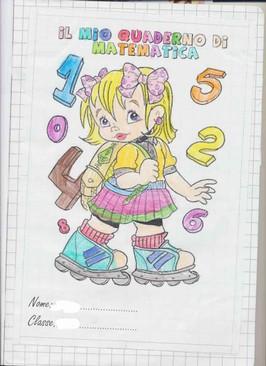 Conosciuto Quaderni di matematica classe seconda - MaestraSabry XY09