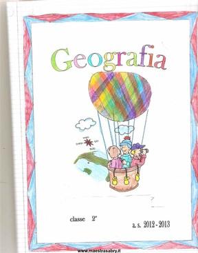 Popolare Quaderni di geografia - MaestraSabry ON68