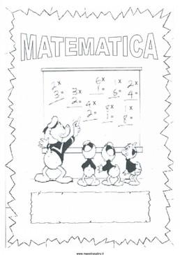Quaderni Di Matematica Classe Quarta Maestrasabry