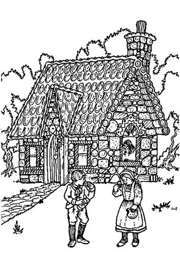 Disegni Hansel E Gretel Maestrasabry