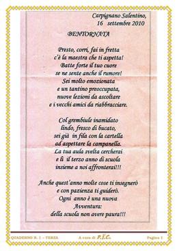 Popolare Quaderni di italiano classe terza - MaestraSabry HR38