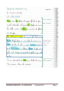 Quaderni Di Italiano Classe Quarta Maestrasabry