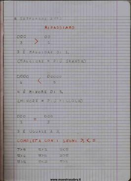 abbastanza Quaderni di matematica classe seconda - MaestraSabry FB93