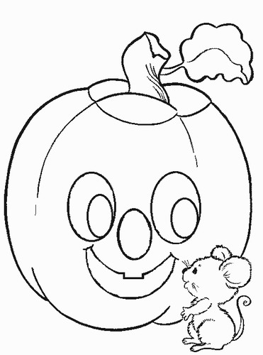 bordures de pages halloween coloring - photo#32